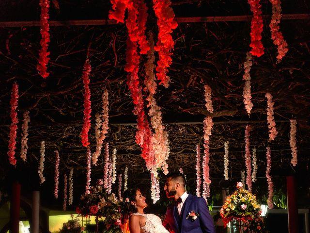El matrimonio de Marcio y Alejandra en Granada, Meta 11