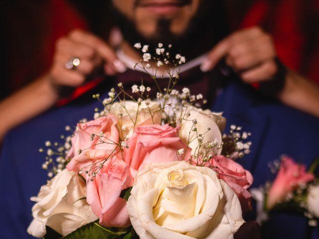 El matrimonio de Marcio y Alejandra en Granada, Meta 13