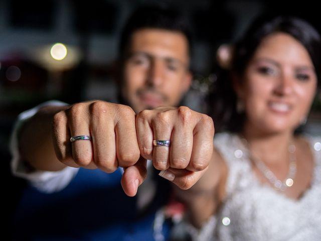 El matrimonio de Marcio y Alejandra en Granada, Meta 18