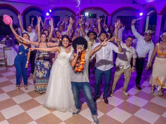 El matrimonio de Marcio y Alejandra en Granada, Meta 19