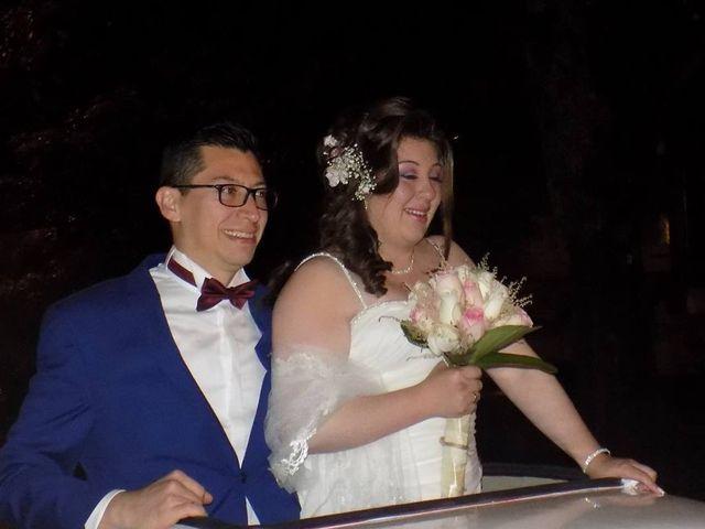 El matrimonio de Angie y Felipe