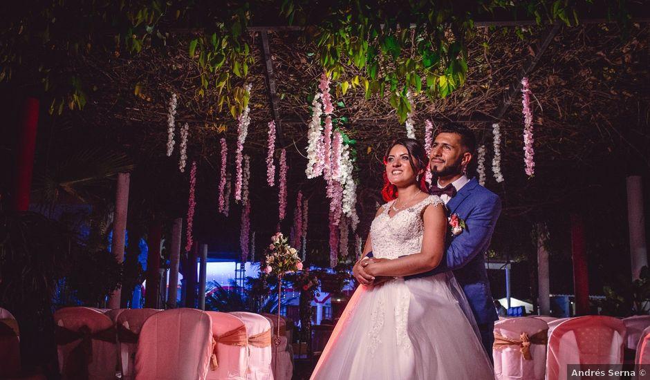 El matrimonio de Marcio y Alejandra en Granada, Meta