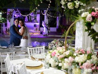 El matrimonio de Johanna y Jairo 1
