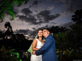 El matrimonio de Johanna y Jairo