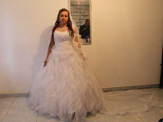 El matrimonio de Nanita y Ney 1