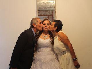 El matrimonio de Nanita y Ney 2