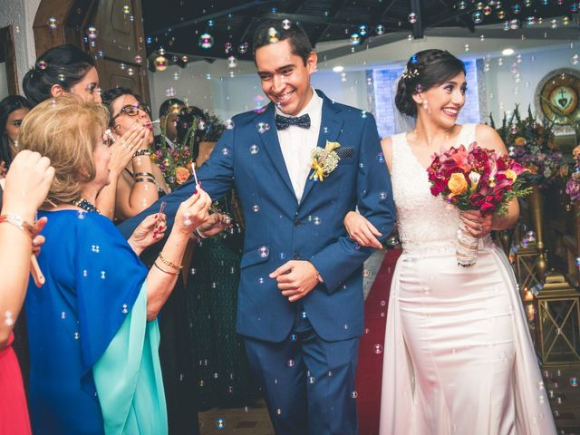 El matrimonio de Carlos y Carolina en Piedecuesta, Santander 1