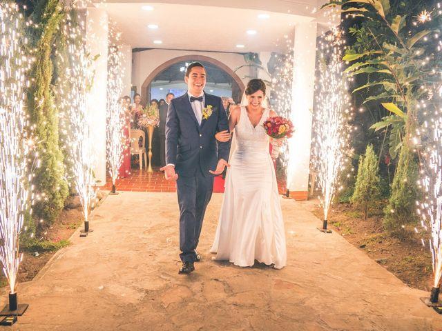 El matrimonio de Carlos y Carolina en Piedecuesta, Santander 13