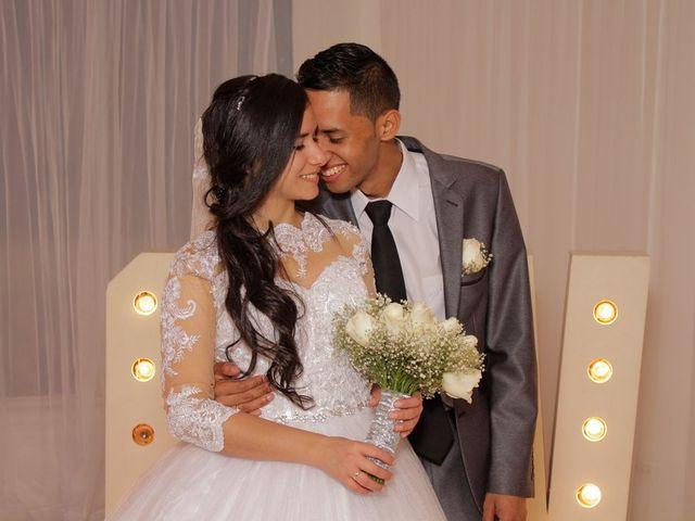 El matrimonio de Liceth y Davidson