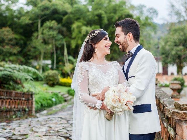 El matrimonio de Kevin y Carolina