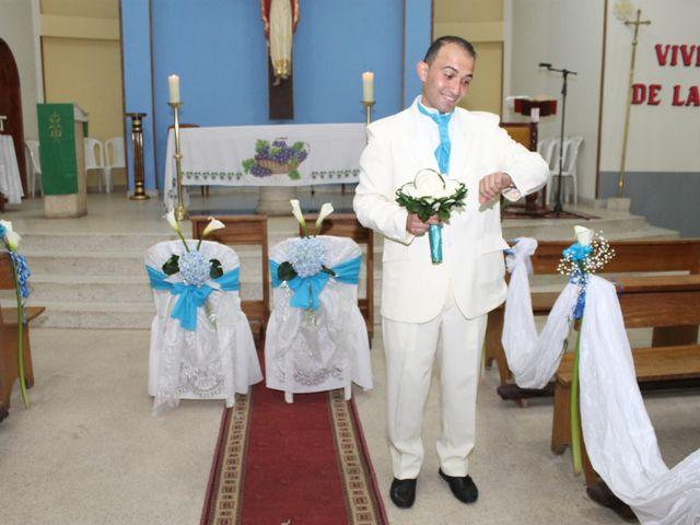 El matrimonio de Ney y Nanita en Madrid, Cundinamarca 4
