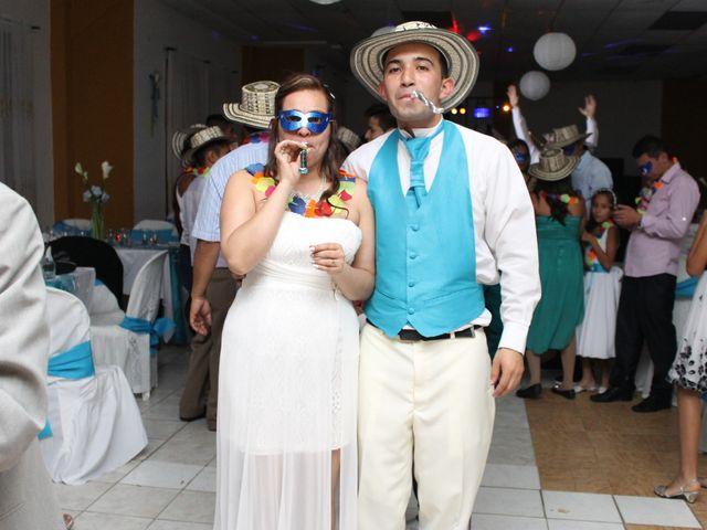 El matrimonio de Ney y Nanita en Madrid, Cundinamarca 9