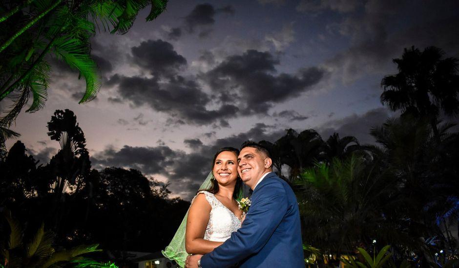 El matrimonio de Jairo y Johanna en Cali, Valle del Cauca