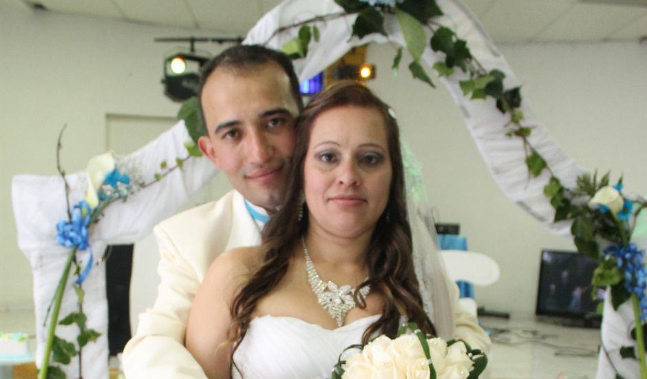 El matrimonio de Ney y Nanita en Madrid, Cundinamarca