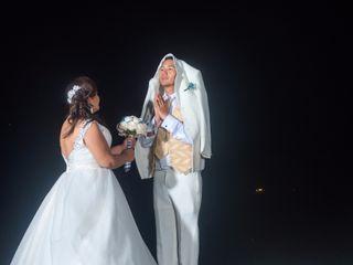 El matrimonio de Andrea y Sneyder  2
