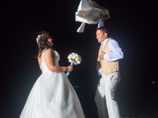 El matrimonio de Andrea y Sneyder  3