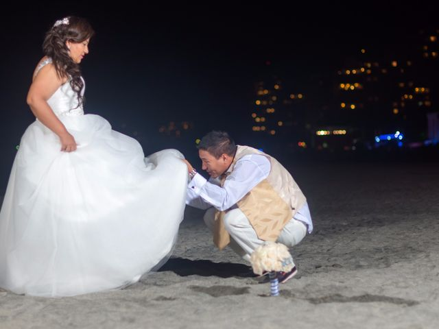El matrimonio de Sneyder  y Andrea en Santa Marta, Magdalena 8