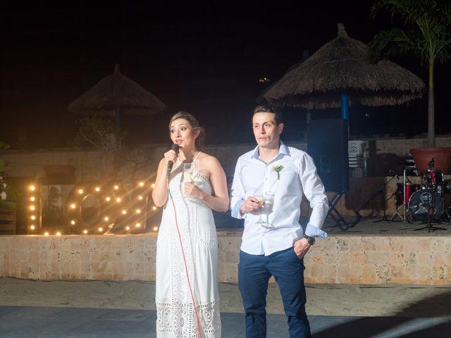 El matrimonio de Sneyder  y Andrea en Santa Marta, Magdalena 11