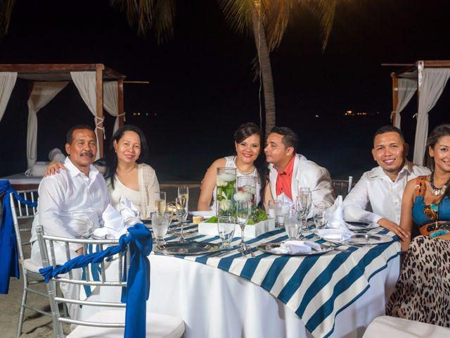 El matrimonio de Sneyder  y Andrea en Santa Marta, Magdalena 16