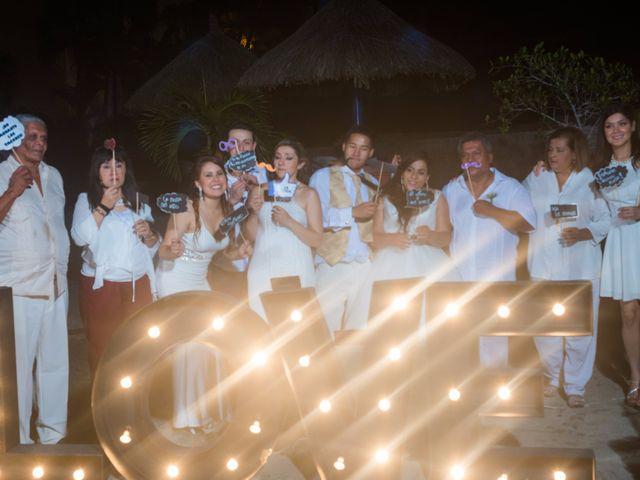 El matrimonio de Sneyder  y Andrea en Santa Marta, Magdalena 17