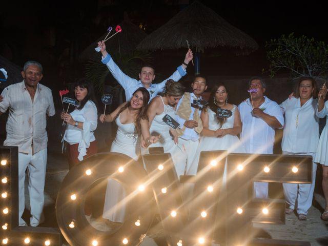 El matrimonio de Sneyder  y Andrea en Santa Marta, Magdalena 18