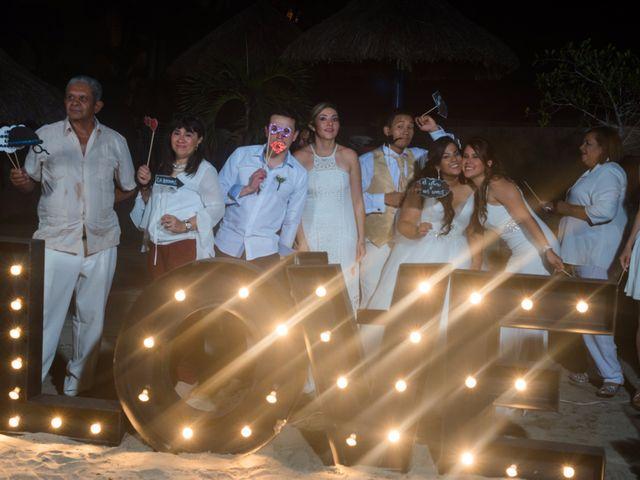 El matrimonio de Sneyder  y Andrea en Santa Marta, Magdalena 19