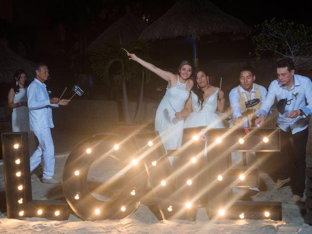 El matrimonio de Sneyder  y Andrea en Santa Marta, Magdalena 20