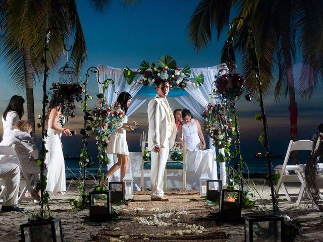 El matrimonio de Sneyder  y Andrea en Santa Marta, Magdalena 37