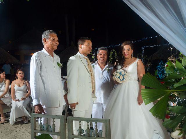 El matrimonio de Sneyder  y Andrea en Santa Marta, Magdalena 40
