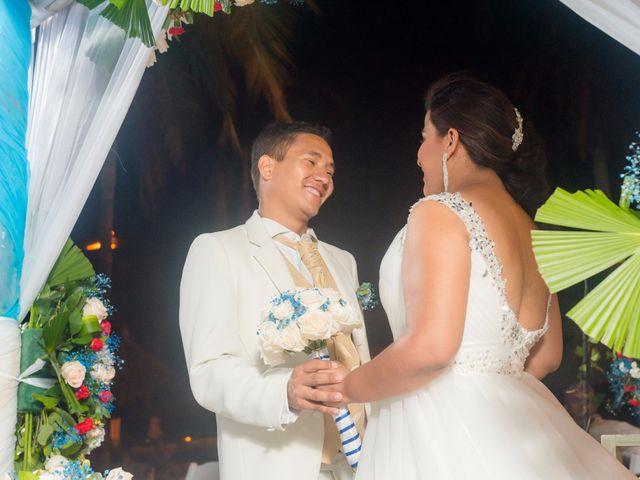 El matrimonio de Sneyder  y Andrea en Santa Marta, Magdalena 43