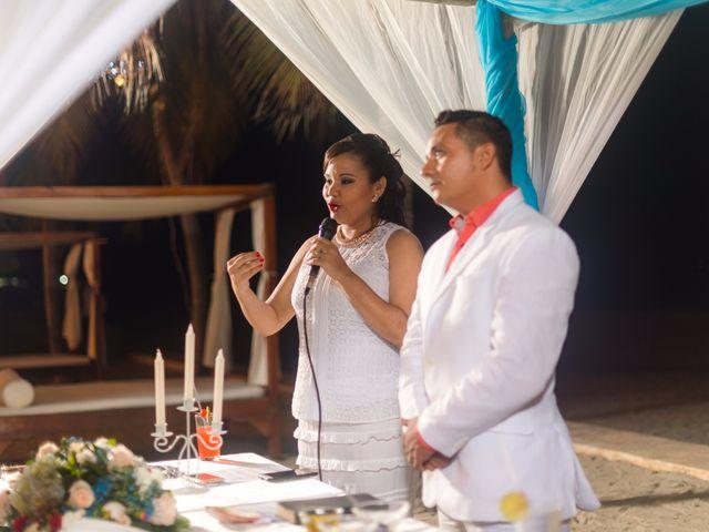 El matrimonio de Sneyder  y Andrea en Santa Marta, Magdalena 47
