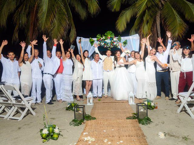 El matrimonio de Sneyder  y Andrea en Santa Marta, Magdalena 49