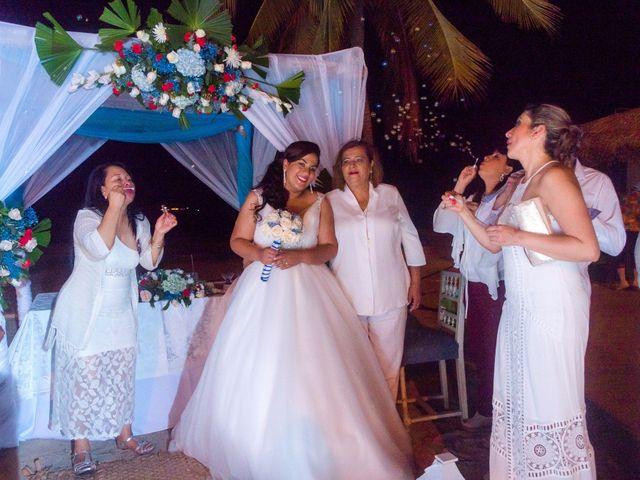 El matrimonio de Sneyder  y Andrea en Santa Marta, Magdalena 51