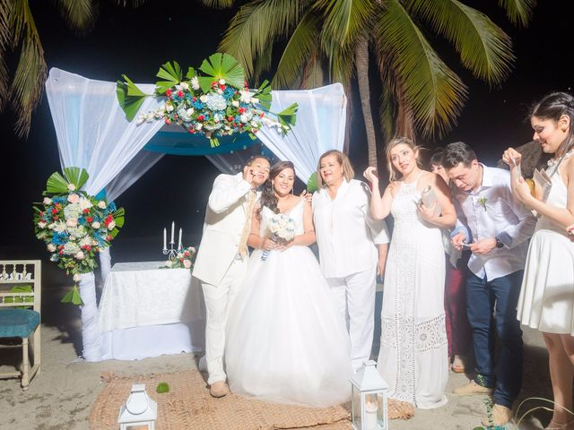 El matrimonio de Sneyder  y Andrea en Santa Marta, Magdalena 52