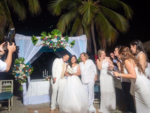 El matrimonio de Sneyder  y Andrea en Santa Marta, Magdalena 53