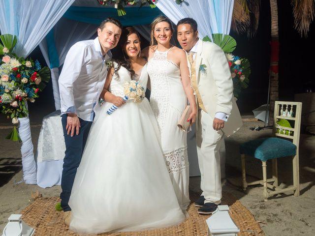 El matrimonio de Sneyder  y Andrea en Santa Marta, Magdalena 54
