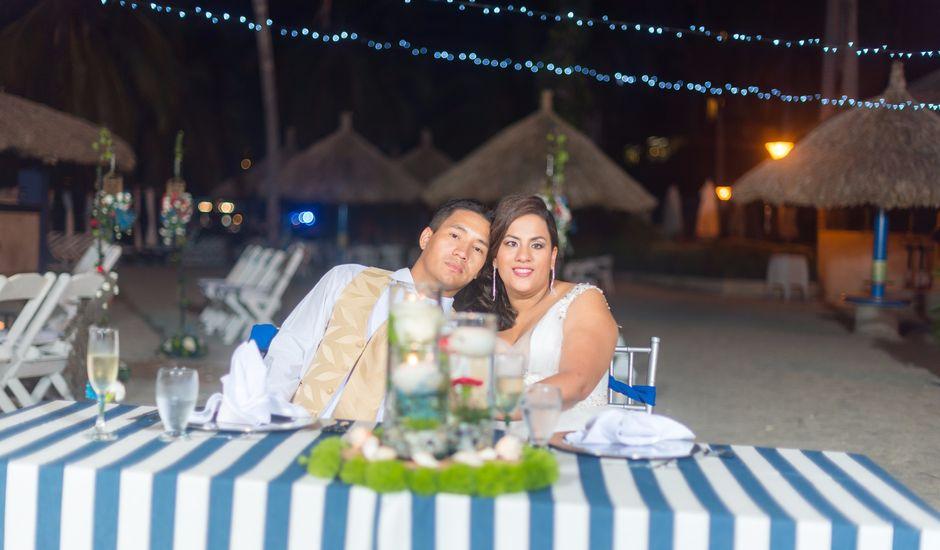El matrimonio de Sneyder  y Andrea en Santa Marta, Magdalena