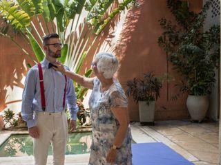 El matrimonio de Luisa y Xander 2
