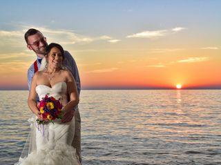 El matrimonio de Luisa y Xander