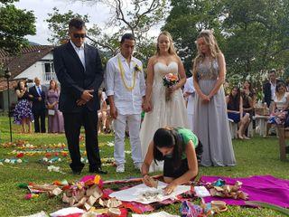 El matrimonio de María Claudia y Pablo Andrés 2