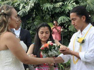 El matrimonio de María Claudia y Pablo Andrés 3