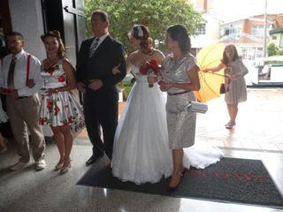 El matrimonio de Jimena y Sebastian 1