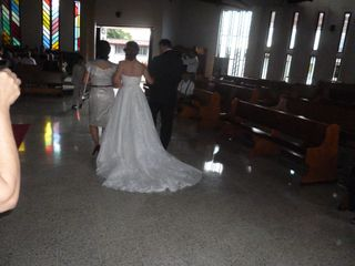 El matrimonio de Jimena y Sebastian 3