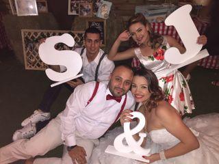 El matrimonio de Jimena y Sebastian