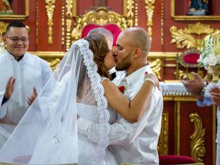El matrimonio de Carlos y Ana María