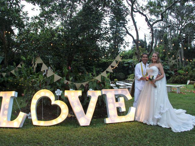 El matrimonio de María Claudia y Pablo Andrés