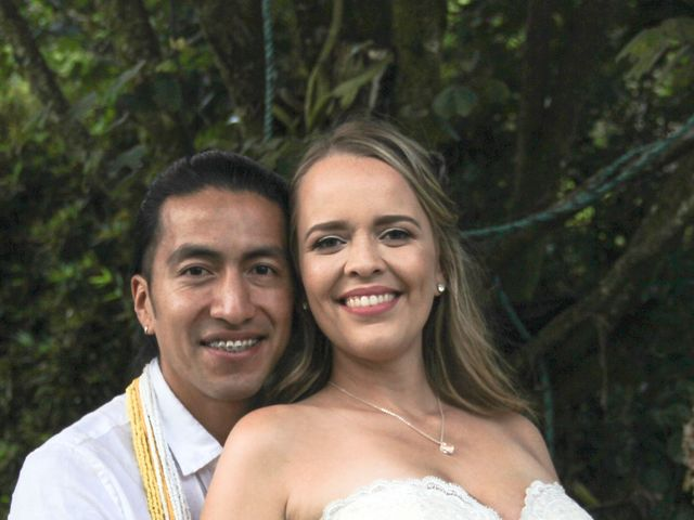 El matrimonio de Pablo Andrés y María Claudia en Medellín, Antioquia 7