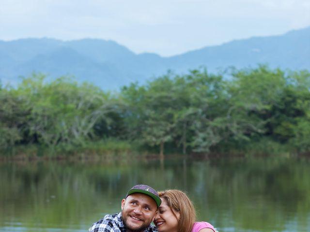 El matrimonio de Ana María y Carlos en Ibagué, Tolima 3