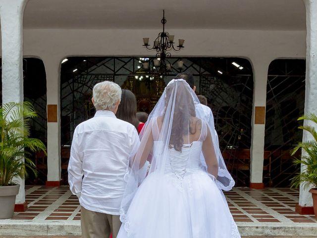 El matrimonio de Ana María y Carlos en Ibagué, Tolima 10