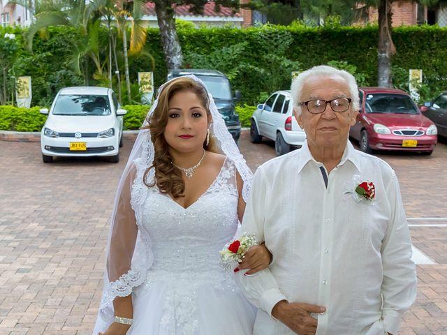 El matrimonio de Ana María y Carlos en Ibagué, Tolima 11